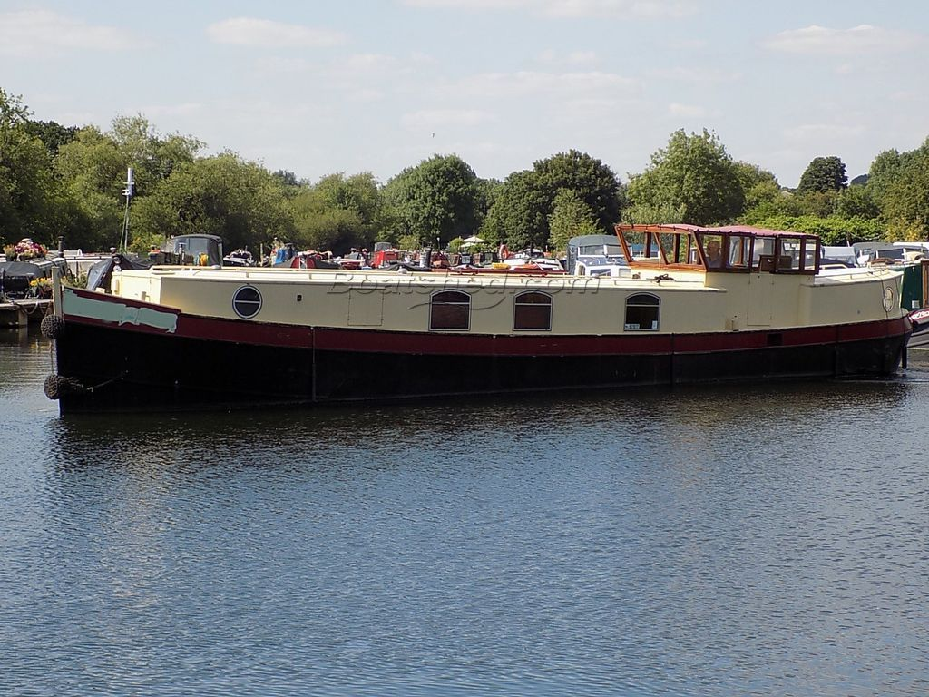Narrowboat 57ft  - Dutch Barge