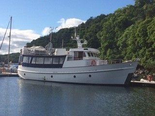 Southern Marine Malahide Trawler Yacht