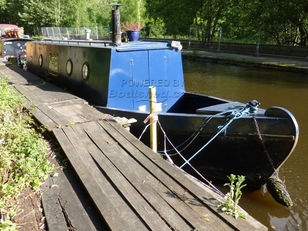 Narrowboat 33ft