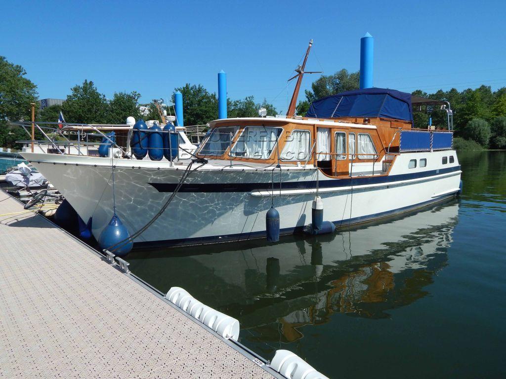 Dutch Motor Cruiser Live Aboard River Cruiser