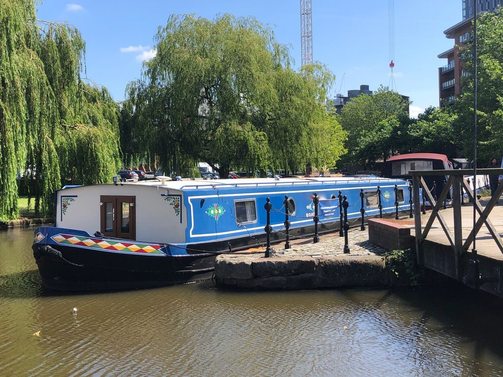 Burscough 60ft Cruiser Stern Widebeam 2 Bathrooms 2 Bedrooms