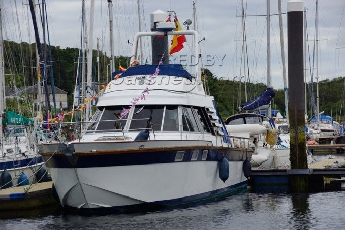 Nautor Swan 47 Motor Cruiser