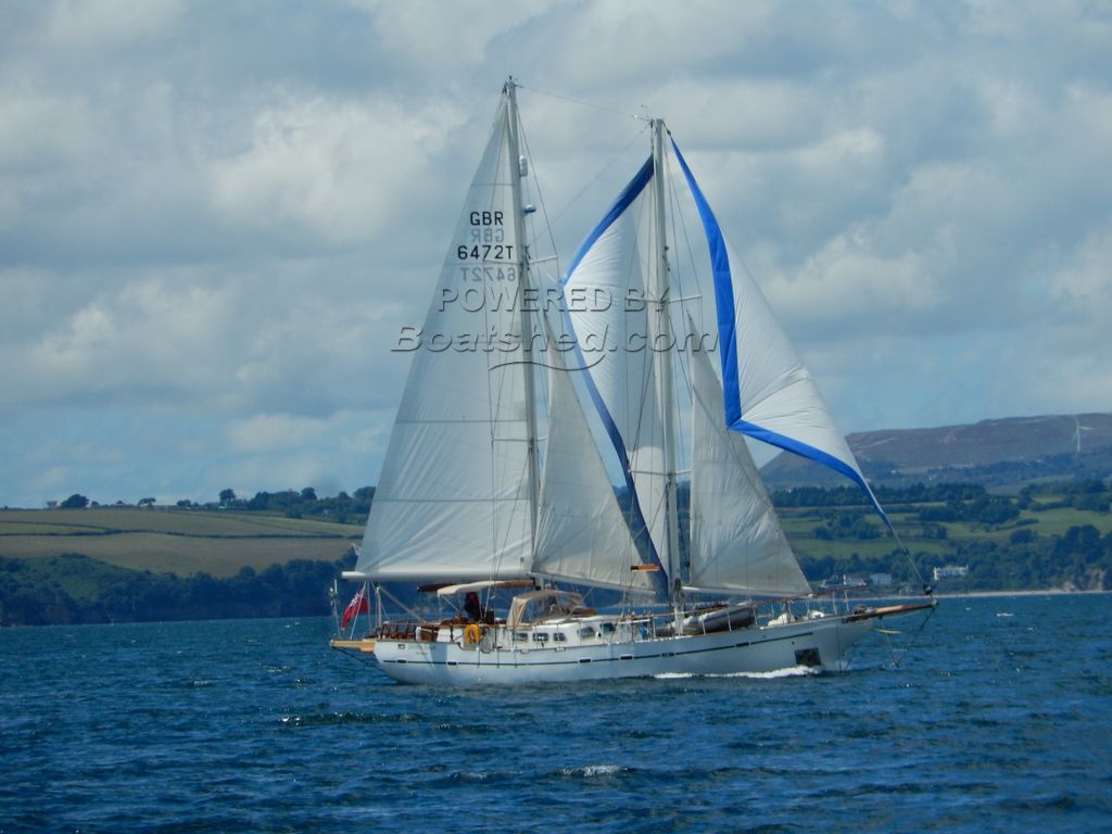 Samson C Lord Long Keel