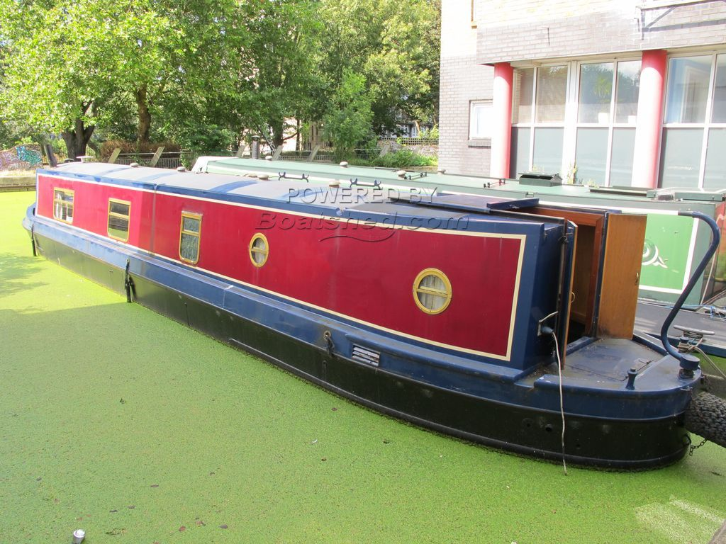 Narrowboat 45ft With London Mooring