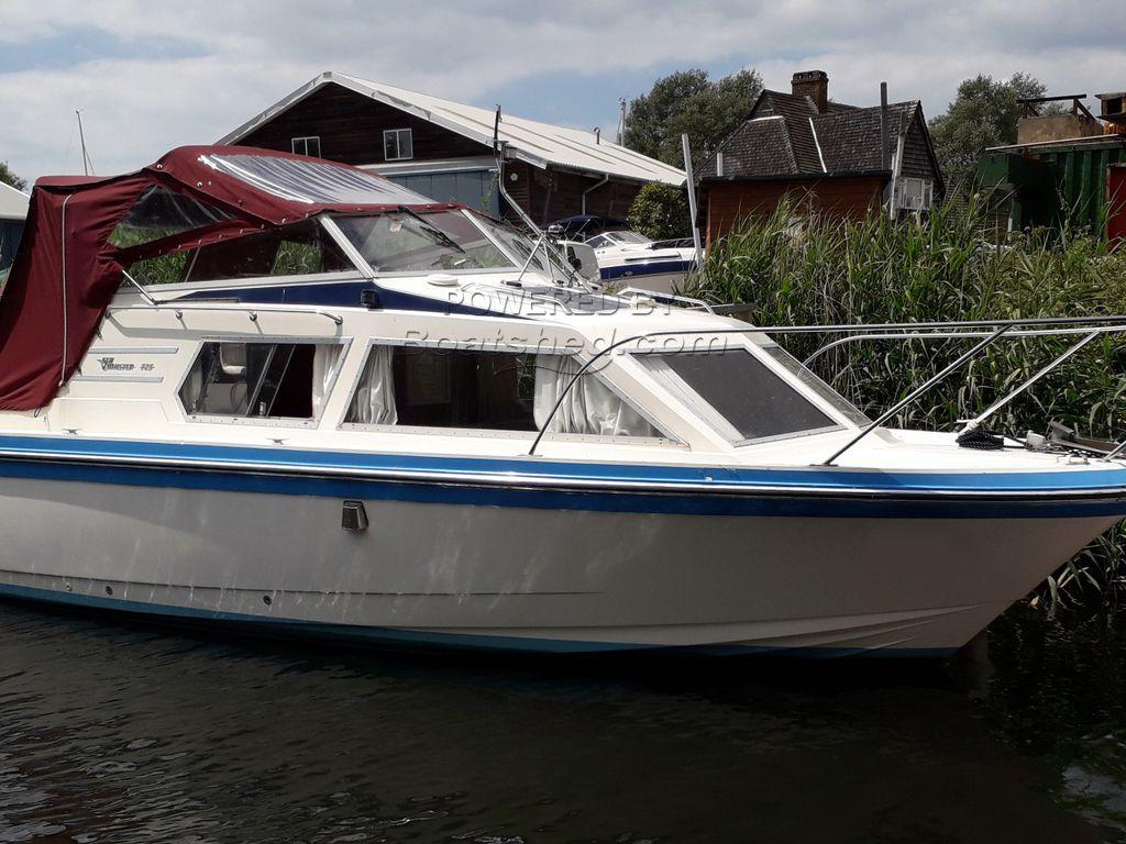 Seamaster 725 Family Cruiser