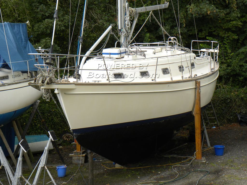Island Packet 350 Long Keel