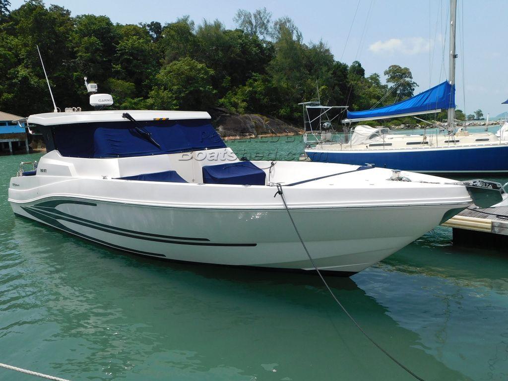 Gulf Craft Silvercraft 36 HT
