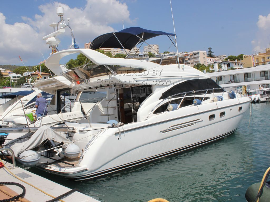 Princess 42 Flybridge