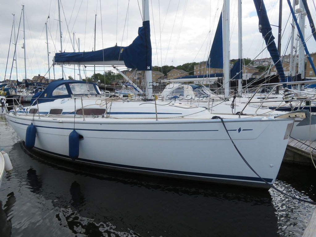 Bavaria 34 Coastal Cruiser