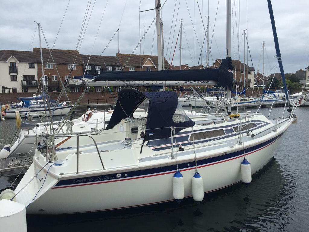 Westerly Merlin 29 Sugar Scoop