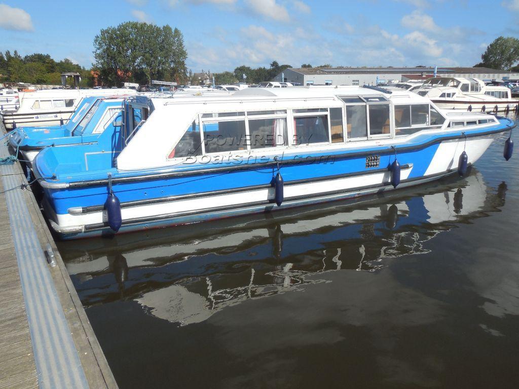 Aquafibre 38 Lowliner