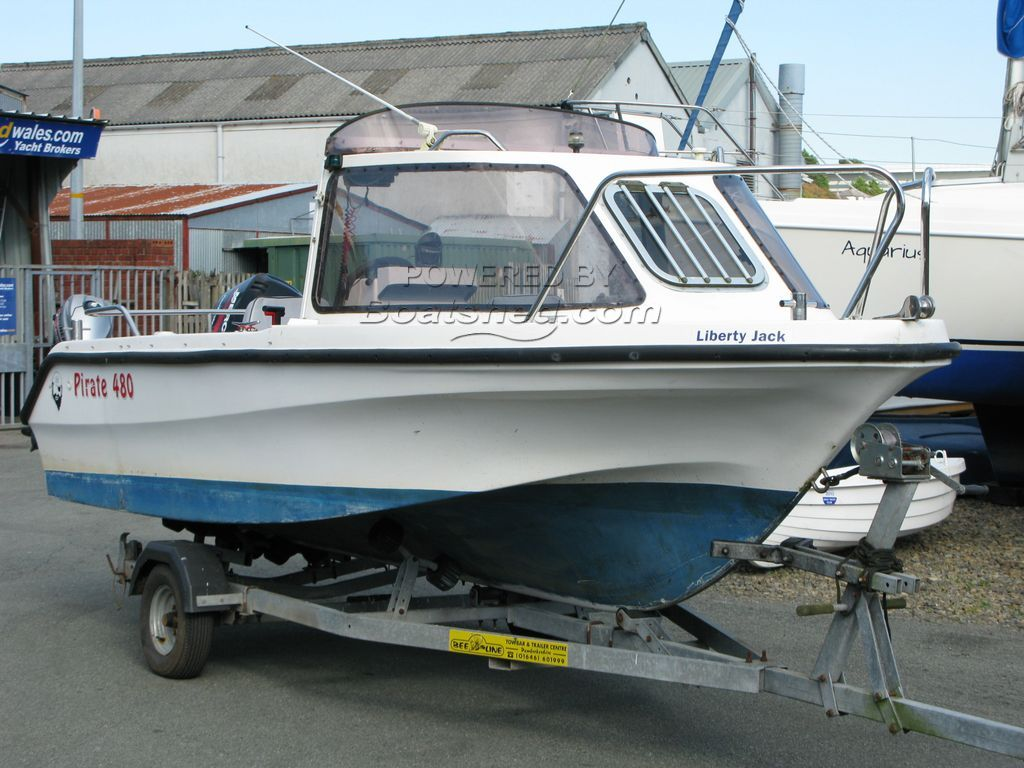 Pirate Boats 480