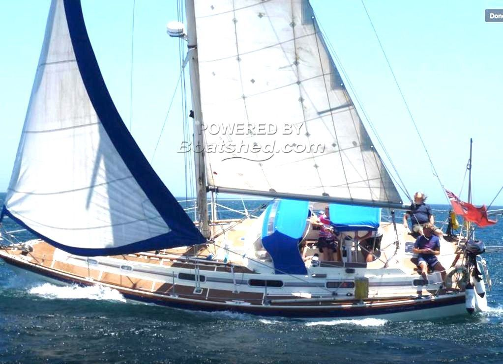 Westerly Corsair II 36