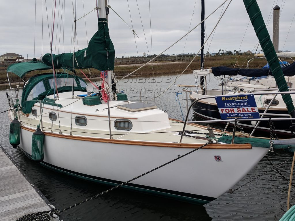 Cape Dory CD30 Cutter Sloop