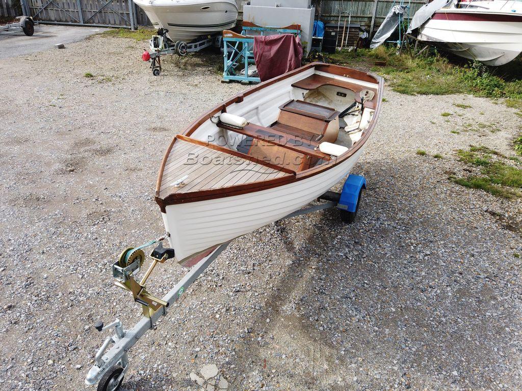 Clinker Built 16' Harbour Launch