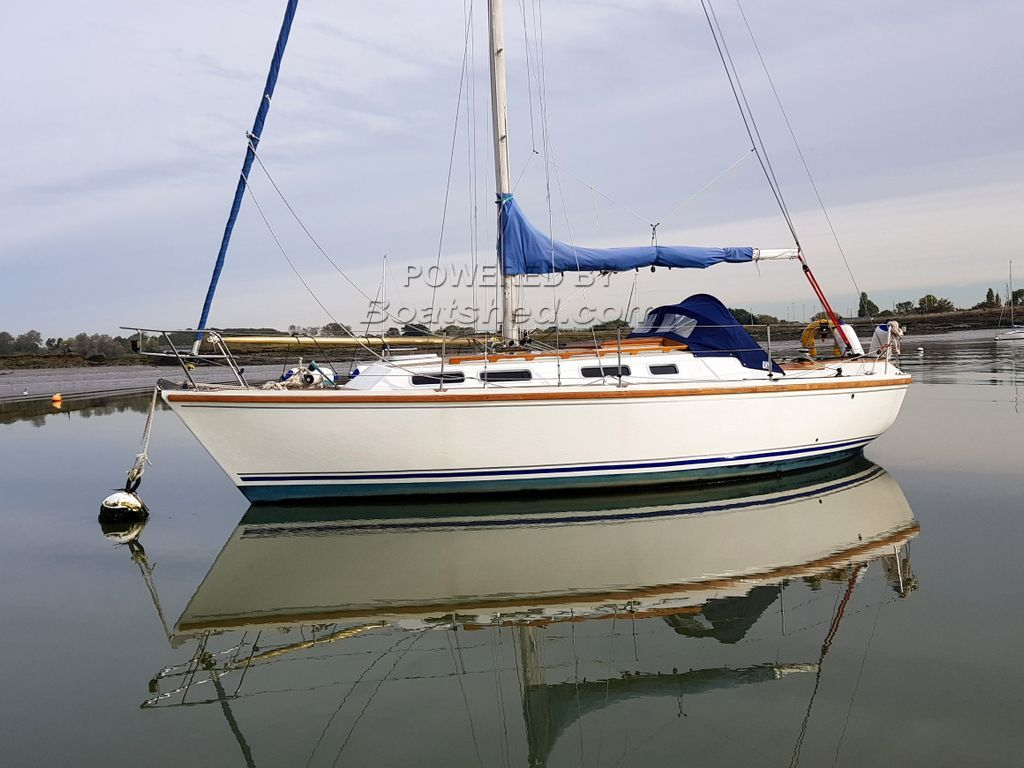 "Colvic Sailer 29ft6"" Bilge Keel"