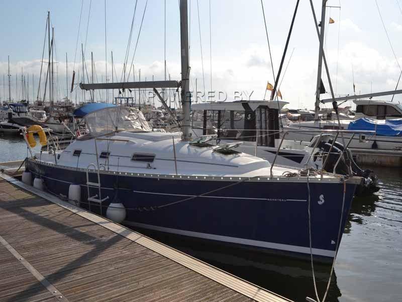 Beneteau Oceanis 311 Clipper Fin Keel