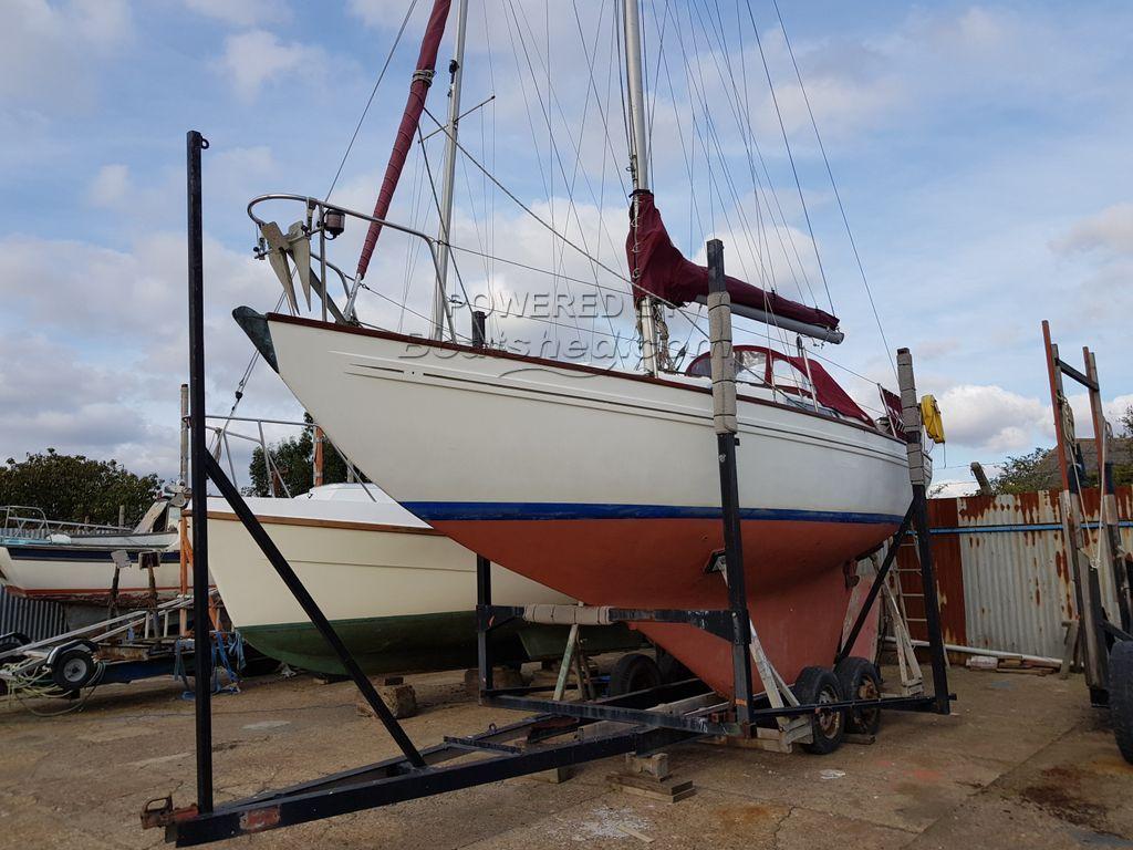 Cutlass  27 Sloop