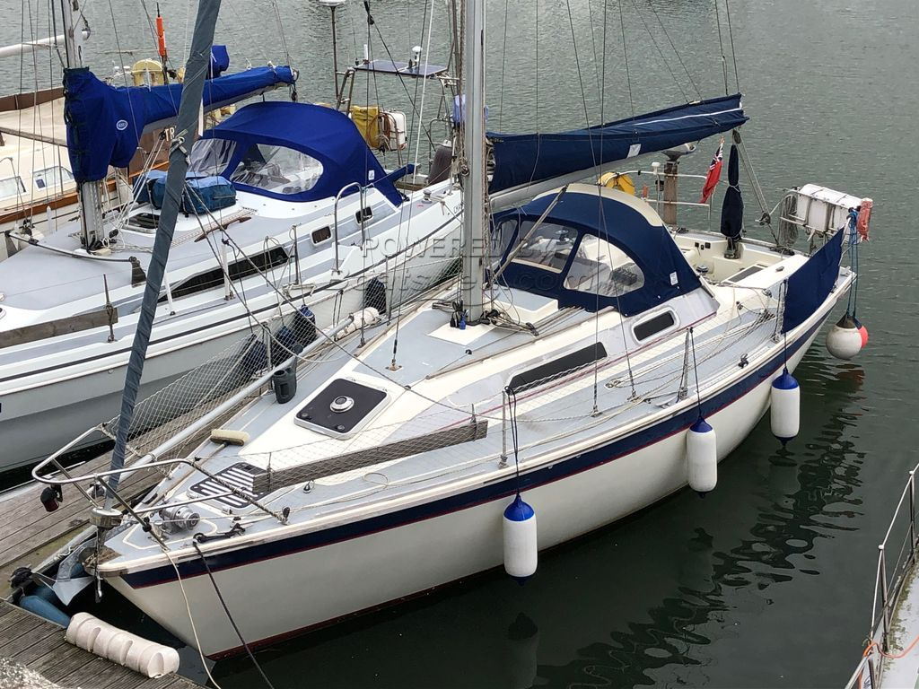 Westerly Tempest 31