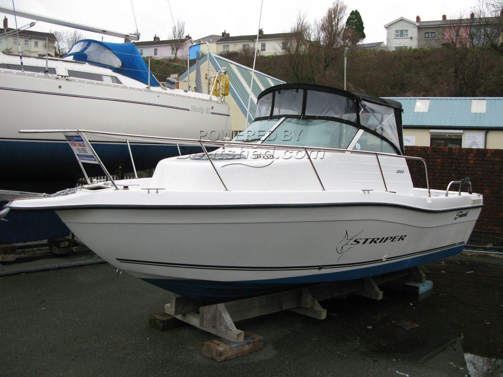 Striper Seaswirl 2100 WA