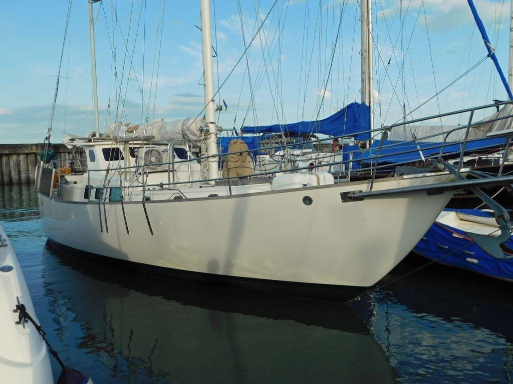 Westsail 42 Ketch
