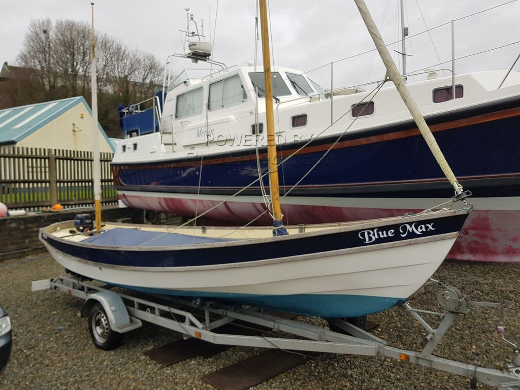 Honnor Marine Devon Longboat