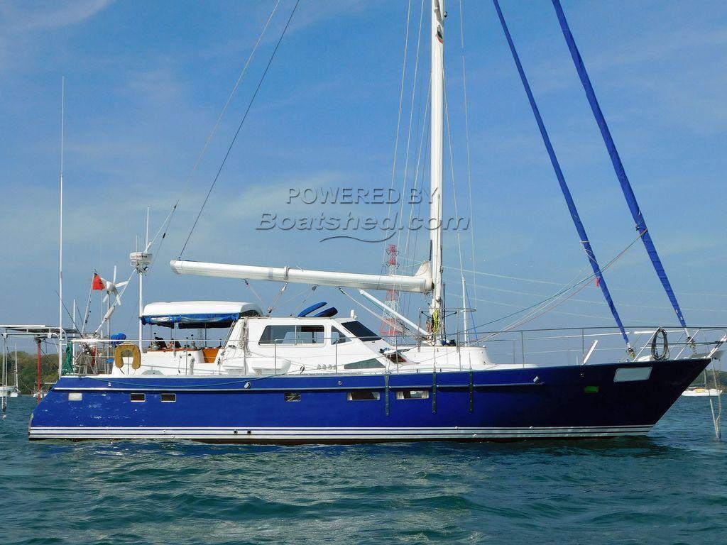 Seahorse Mandarin 52 Motor Sailer