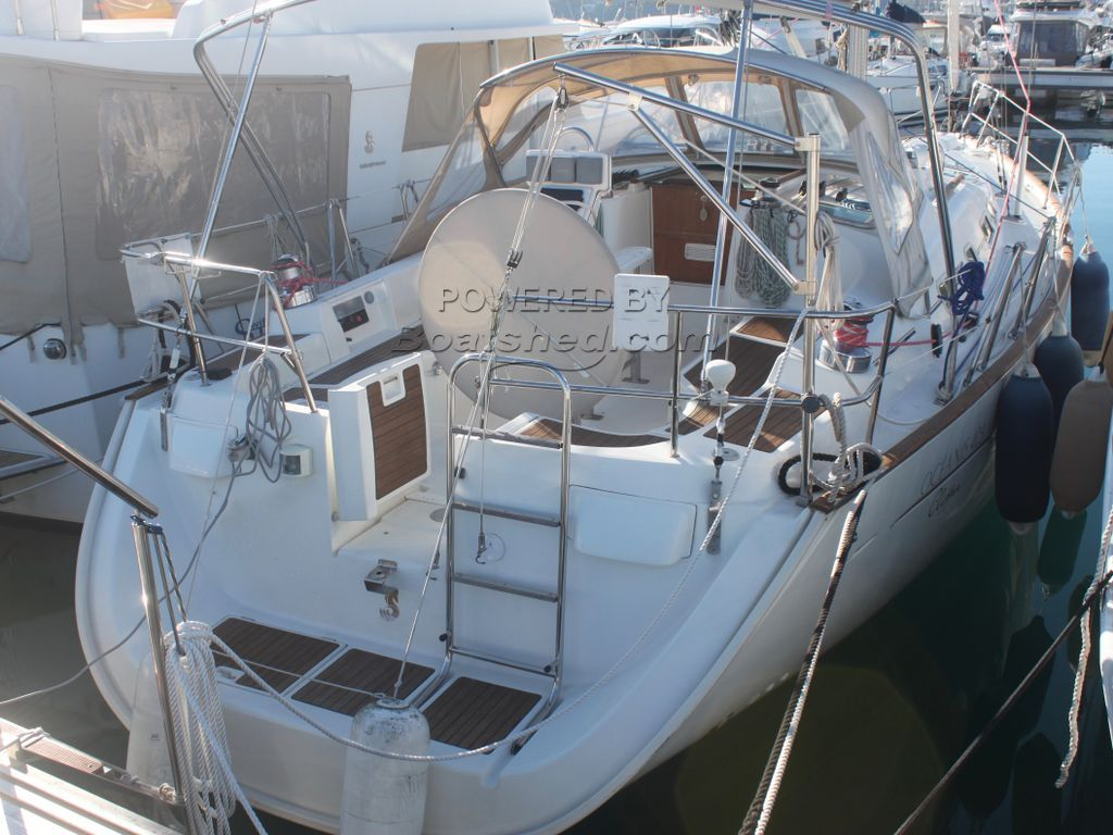 Beneteau Oceanis 423 Clipper 3 Cabins, 2 Heads