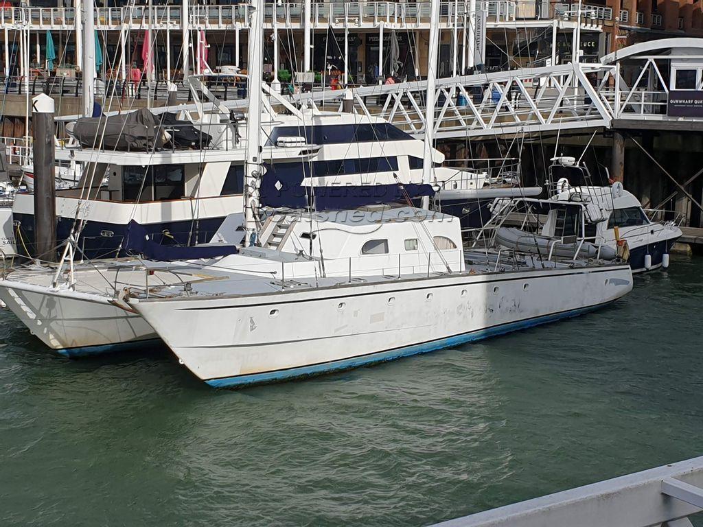 Catamaran Aluminium
