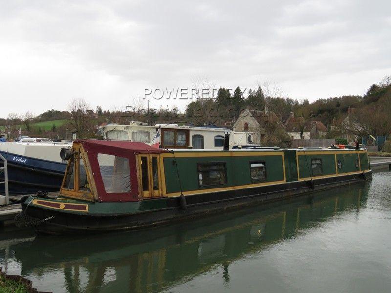 Narrowboat 62ft Trad Style