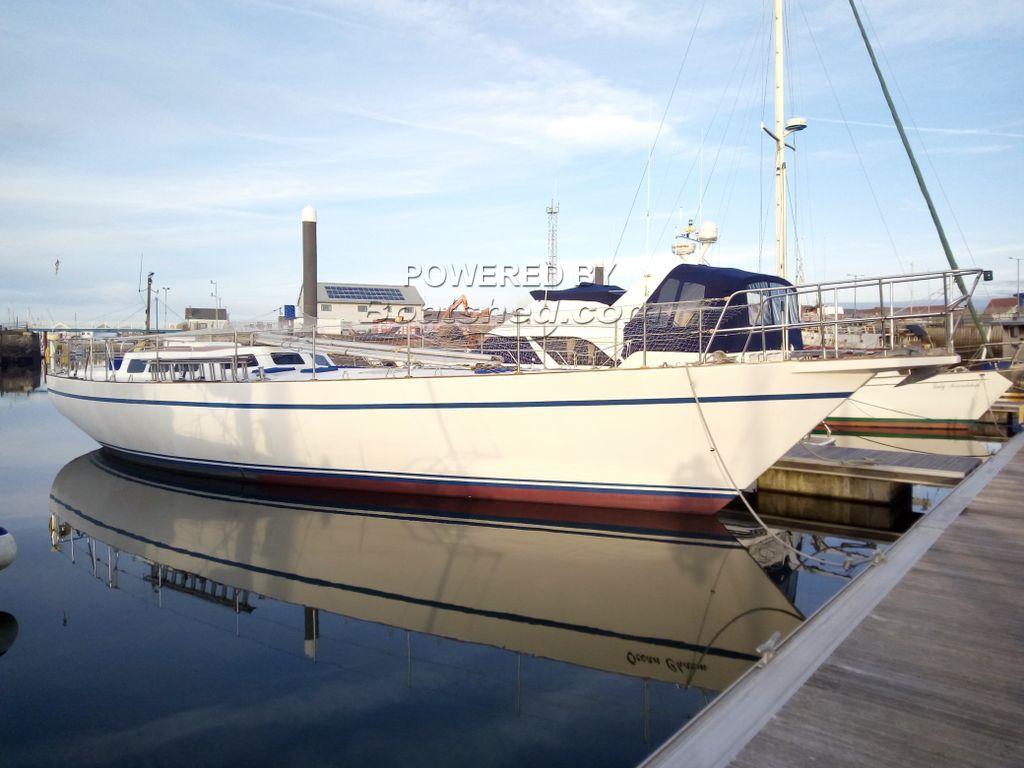 Southern Ocean Shipyards Ocean 60 Schooner
