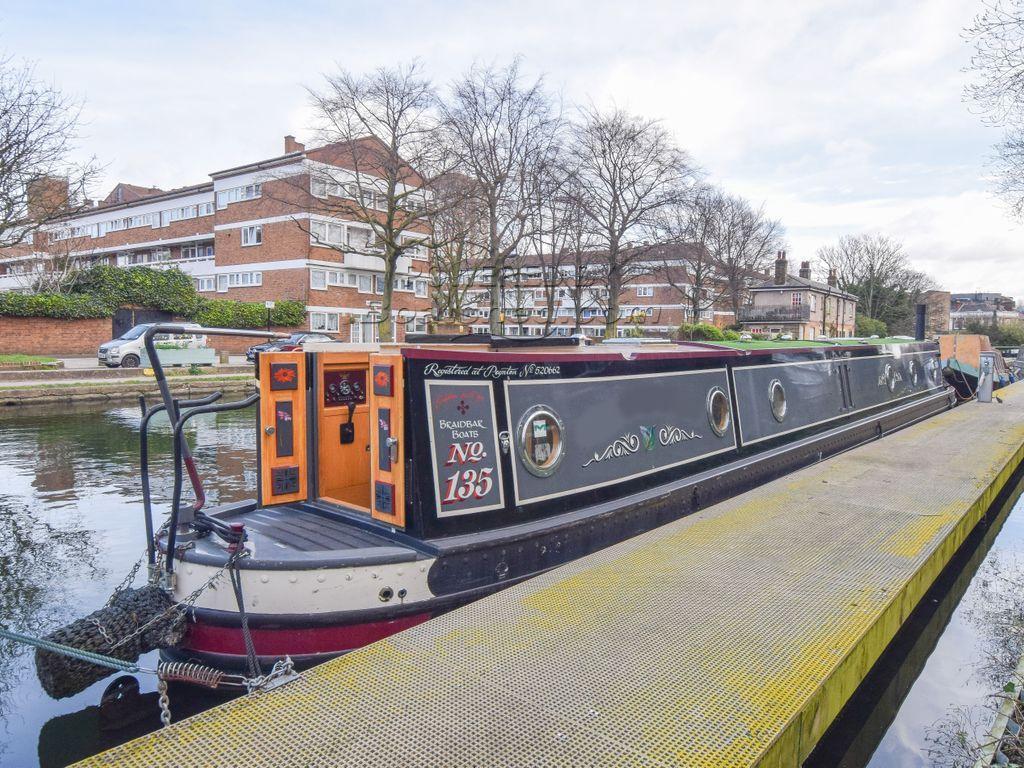 Narrowboat 58ft Trad Stern