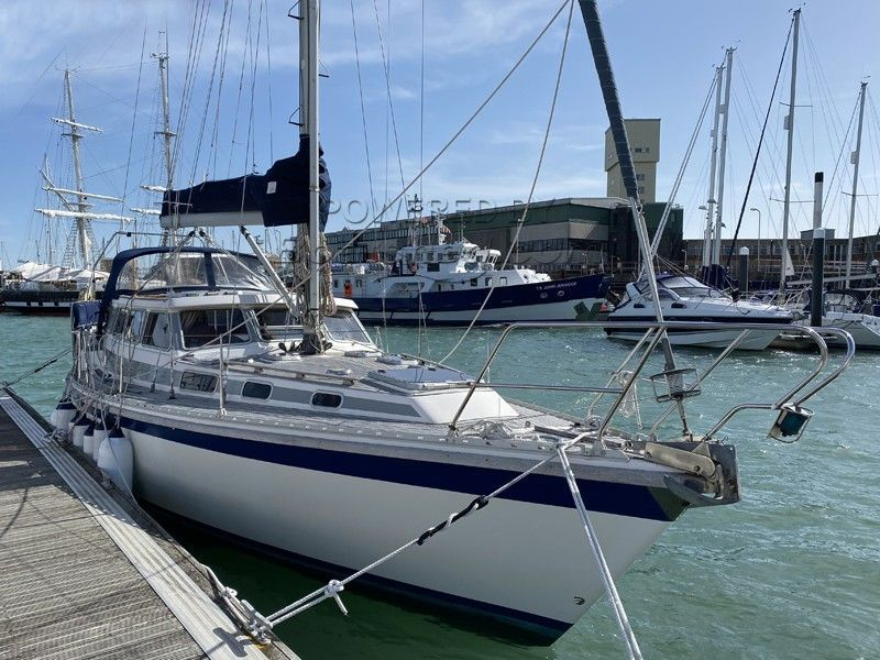 Scanyachts 400 DS (wessex 390)