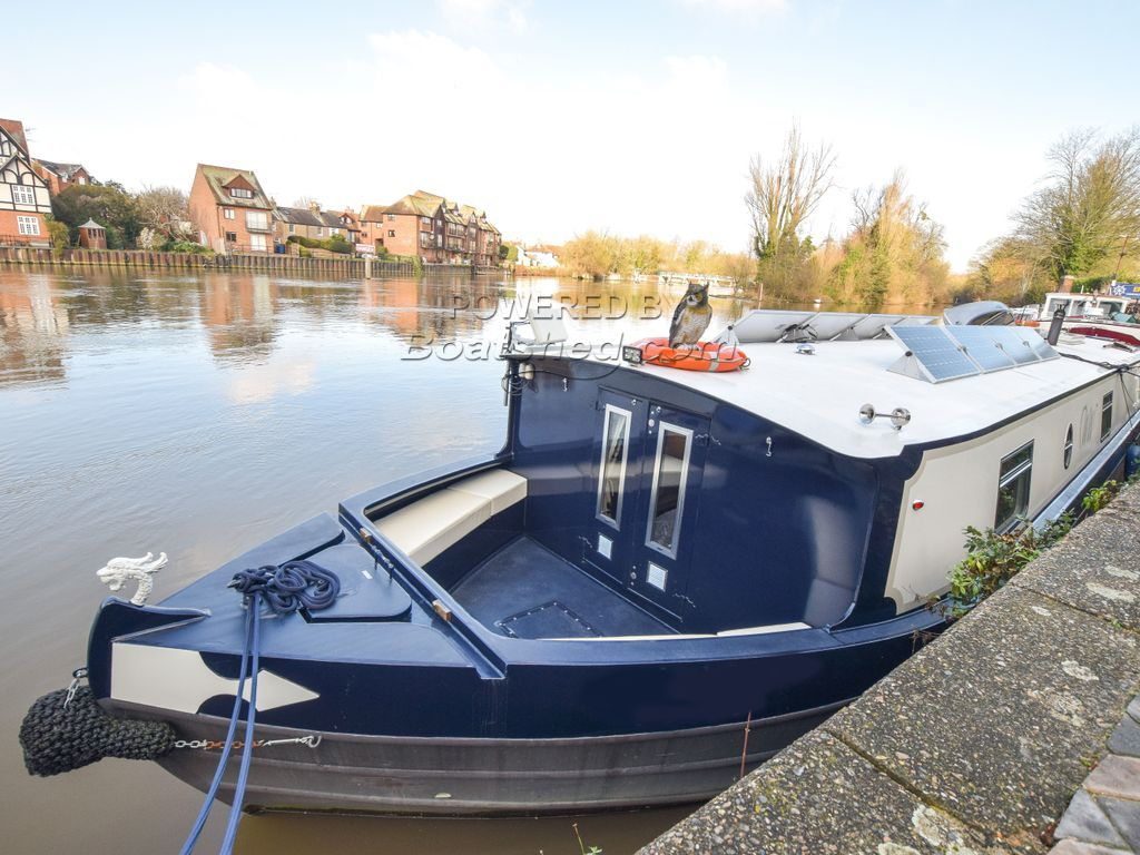 Viking Wide Beam 70ft With Windsor Mooring