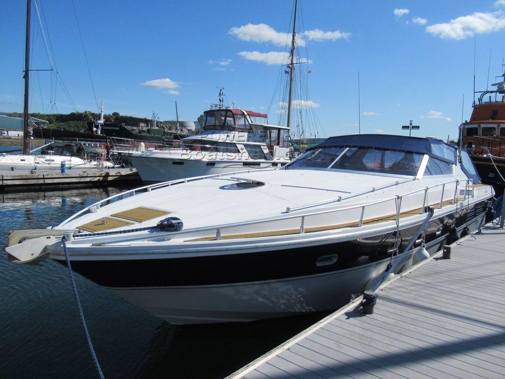 Motor Cruiser 46 Giorgi Cantieri Navali Open 46 Aft Cabin