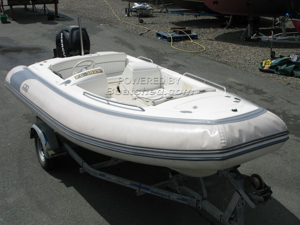Avon Seasport 490 DL