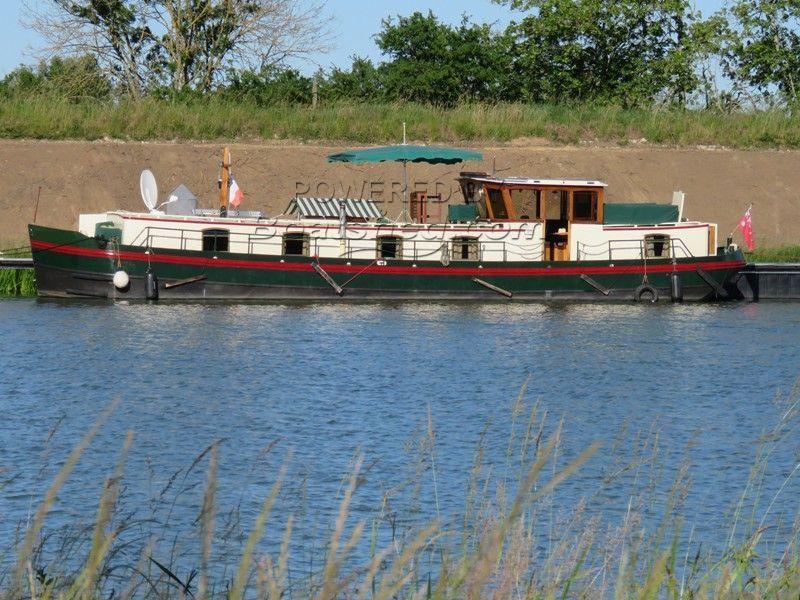 Pinder Replica Dutch Barge Luxe Motor Replica