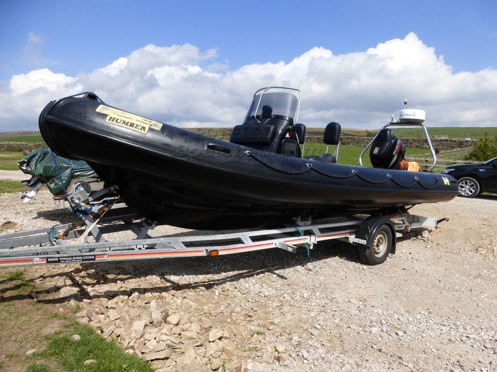 Humber Ocean Pro 6.3M Rib