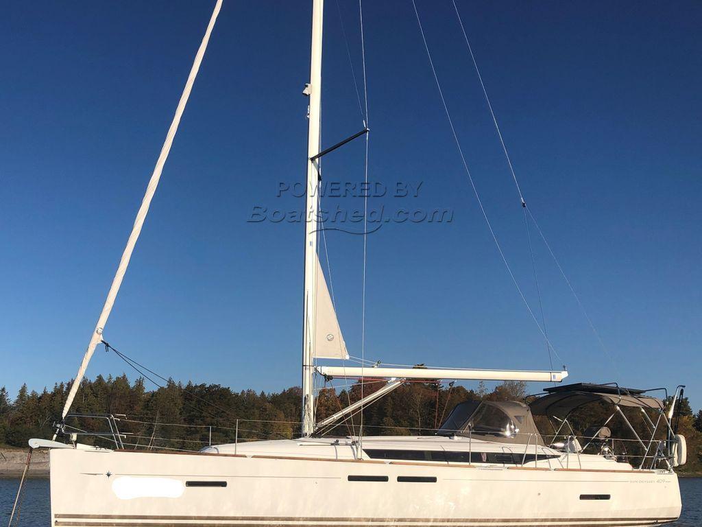 Jeanneau Sun Odyssey 409 Two Cabins