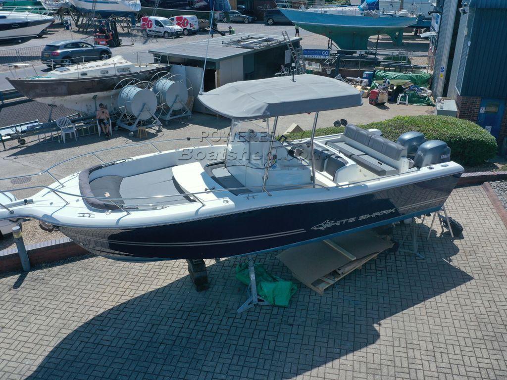 White Shark 265 T-Top