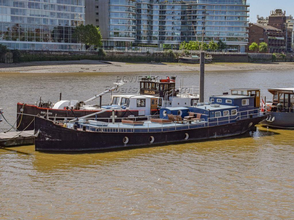 Dutch Barge 26m