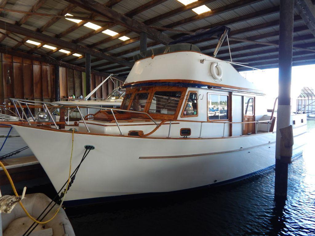 CHB 39 Trawler