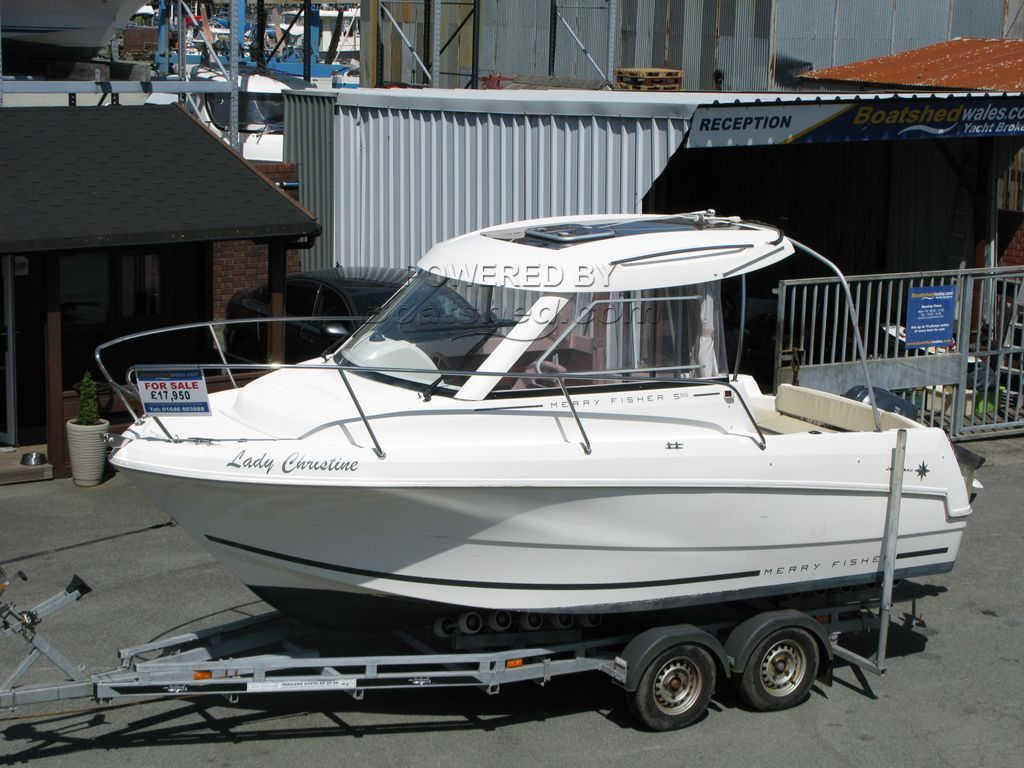 Jeanneau Merry Fisher 595