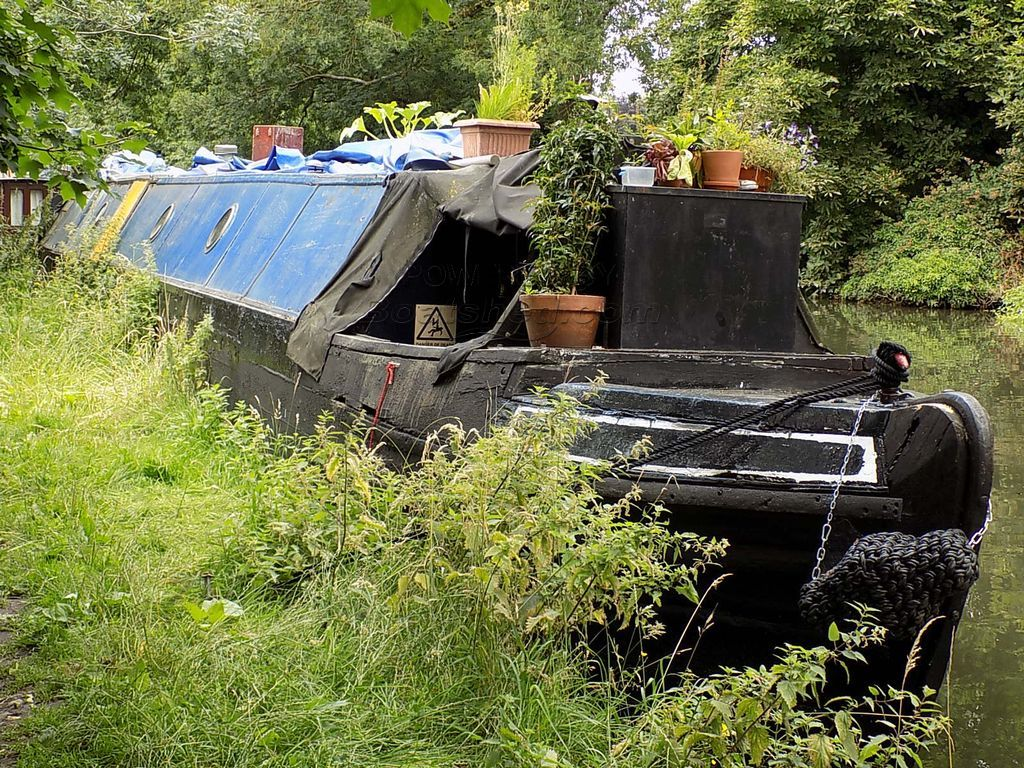 Narrowboat 70ft