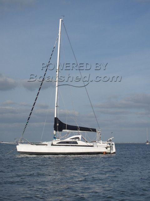 Corsair F27 Trimaran