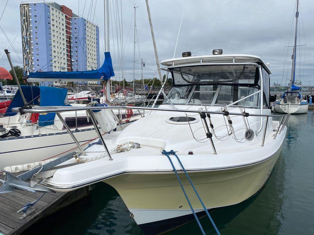 Seafox 287 WA