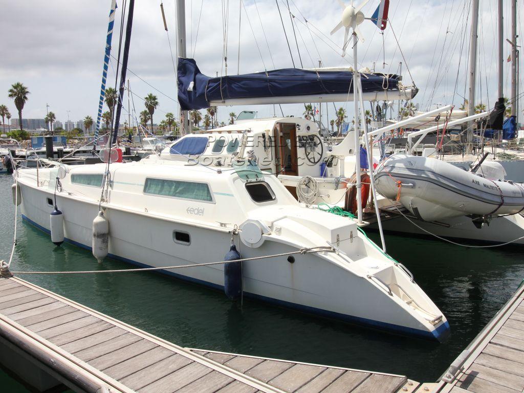 Edel 36 Catamaran