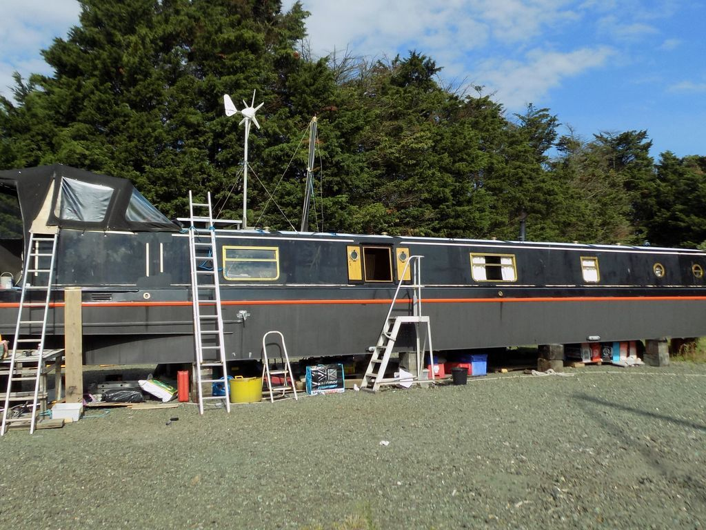 Narrowboat 60ft Semi Trad