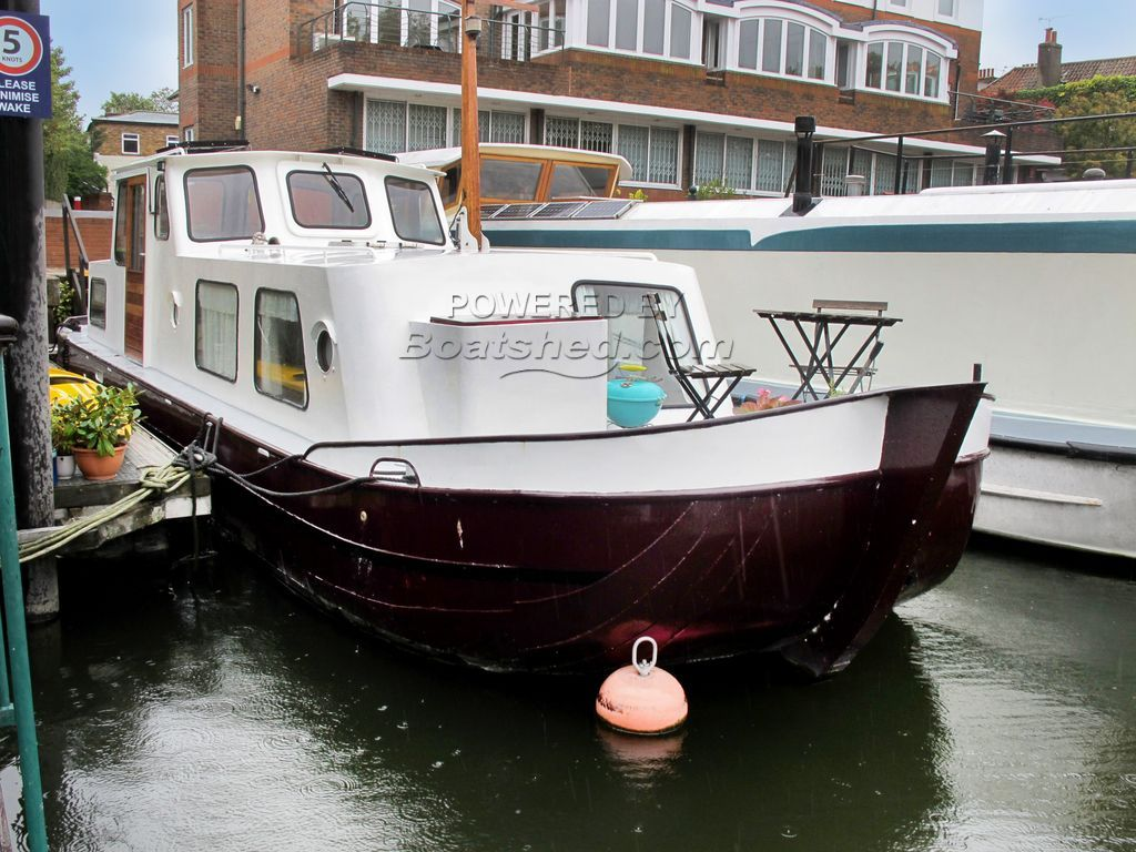 Dutch Barge 40ft