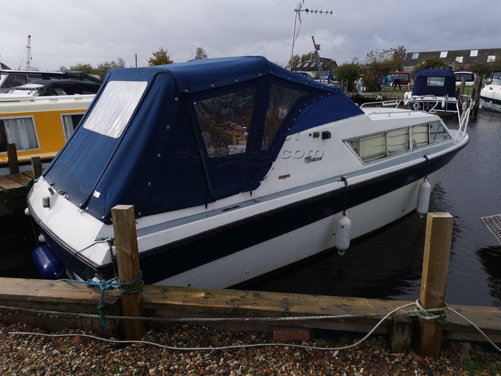 Seamaster 813 Zonda